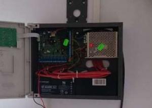 Vesti-ro: sistem avertizare, semnalizare, alertare în caz de incendiu