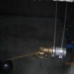 Montaj sistem de limitare şi stingere incendiu