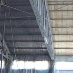 Metale International – realizare lucrare de ignifugare şarpanta