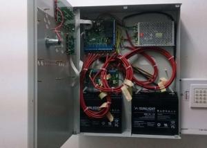 Plasrom Bucureşti: sistem de semnalizare, alarmare, alertare în caz de incendiu
