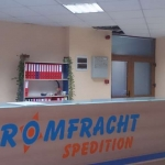 Romfracht: montare sistem detecţie incendiu