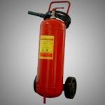 Lancris Prod: stingător presurizat transportabil cu spumă aeromecanică